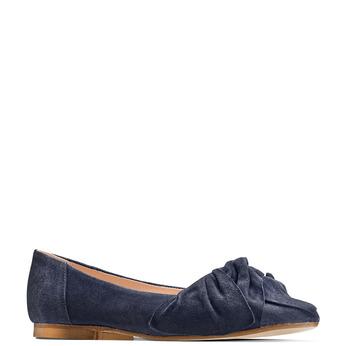 BATA Chaussures Femme bata, Bleu, 523-9427 - 13
