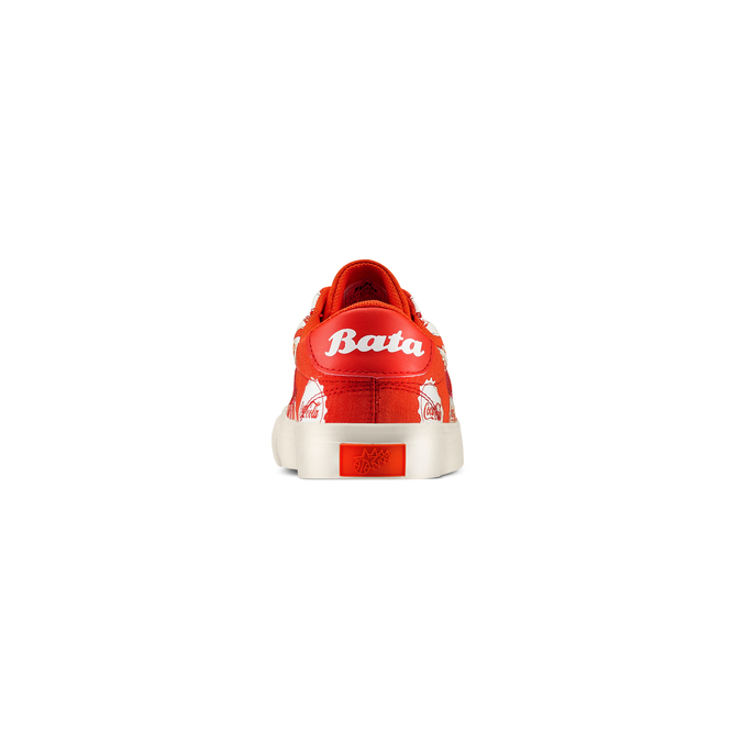 Bata Heritage x Coca Cola Femme bata-coca-cola, Rouge, 589-5330 - 15