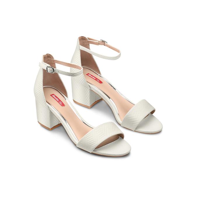 BATA RL Chaussures Femme bata-rl, Blanc, 761-1334 - 16