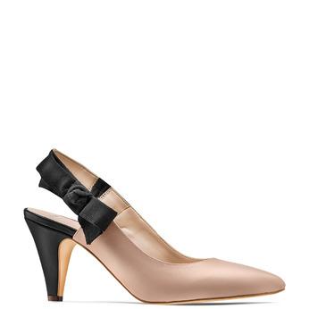 BATA Chaussures Femme bata, Rouge, 724-5375 - 13
