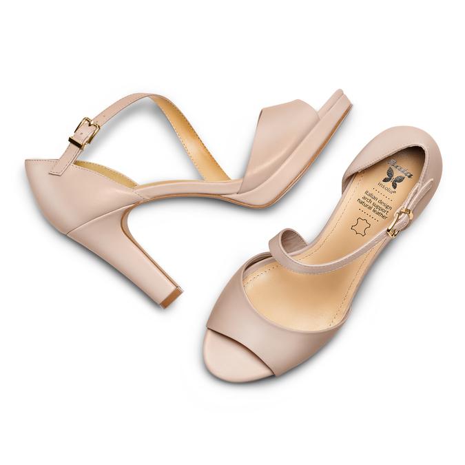 Chaussures Femme insolia, Jaune, 724-8338 - 26