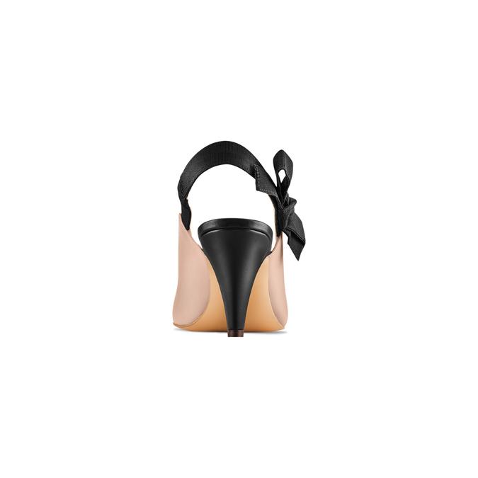 BATA Chaussures Femme bata, Rouge, 724-5375 - 15