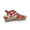 RIEKER Chaussures Femme rieker, Rouge, 661-5331 - 15