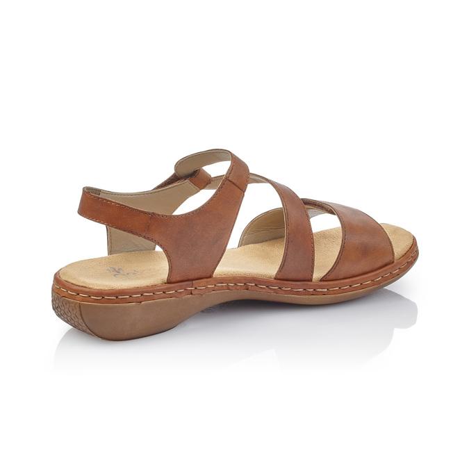 RIEKER Chaussures Femme rieker, Brun, 664-4273 - 15