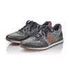 RIEKER Chaussures Homme rieker, Bleu, 844-9669 - 26