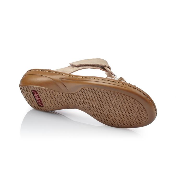 RIEKER Chaussures Femme rieker, Beige, 661-2199 - 17