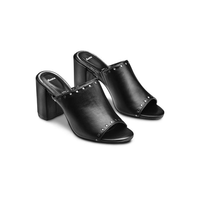 BATA Chaussures Femme bata, Noir, 761-6373 - 16