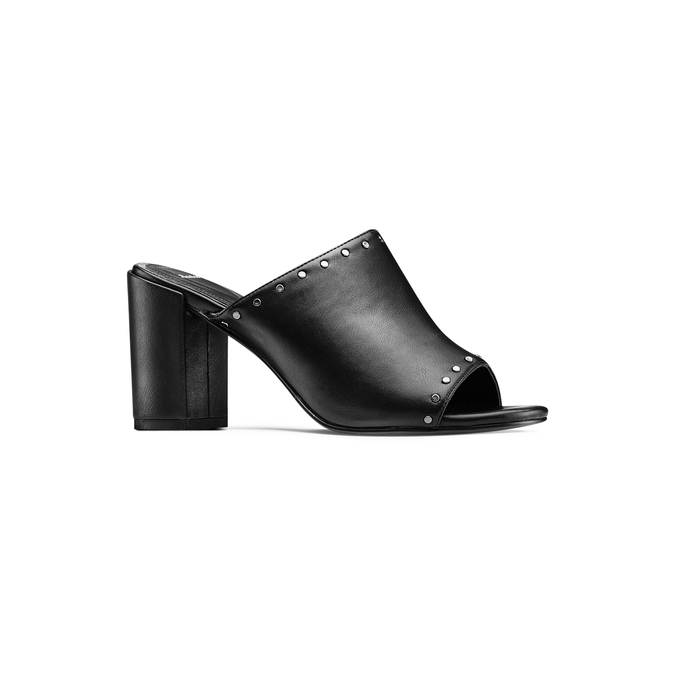 BATA Chaussures Femme bata, Noir, 761-6373 - 13