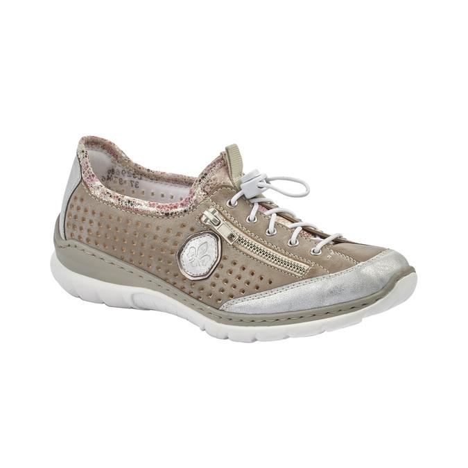 RIEKER Chaussures Femme rieker, Beige, 541-2440 - 13