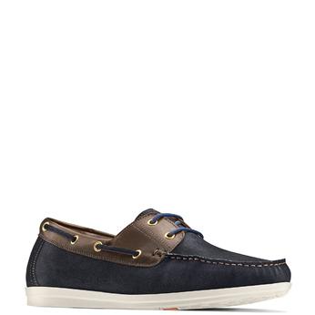 FLEXIBLE Chaussures Homme flexible, Bleu, 853-9106 - 13