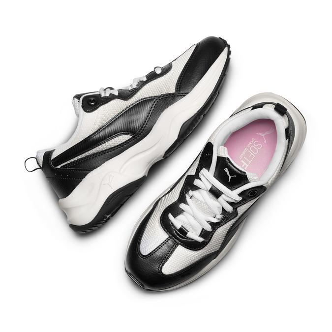 PUMA  Chaussures Femme puma, Blanc, 509-1183 - 26