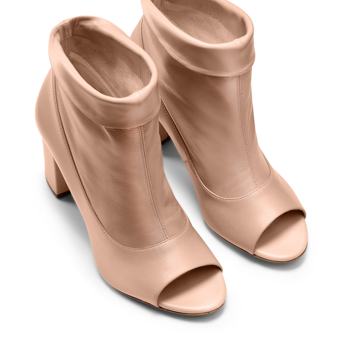 BATA Chaussures Femme bata, Jaune, 724-8376 - 17