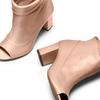 BATA Chaussures Femme bata, Jaune, 724-8376 - 26