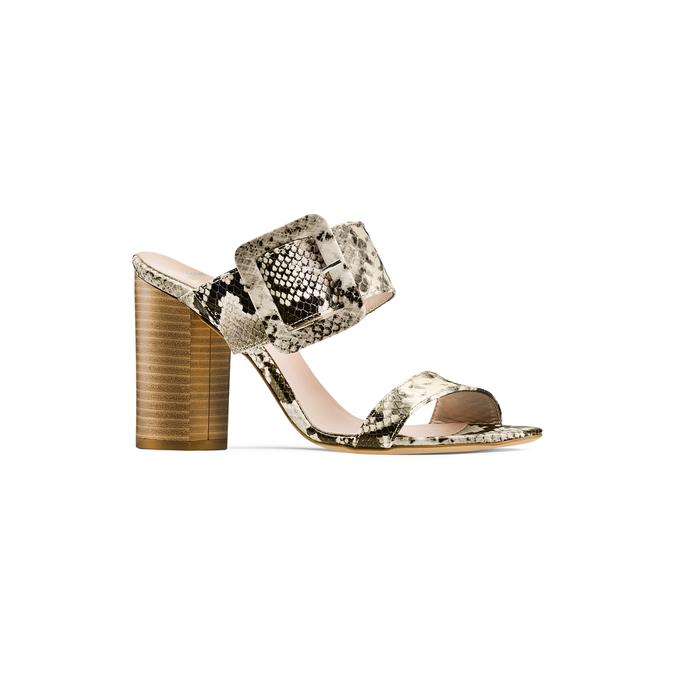 BATA Chaussures Femme bata, Beige, 765-0506 - 13