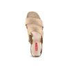 BATA RL Chaussures Femme bata-rl, Jaune, 769-8150 - 17