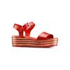 BATA Chaussures Femme bata, Rouge, 761-5670 - 13