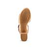 BATA RL Chaussures Femme bata-rl, Jaune, 769-8148 - 19