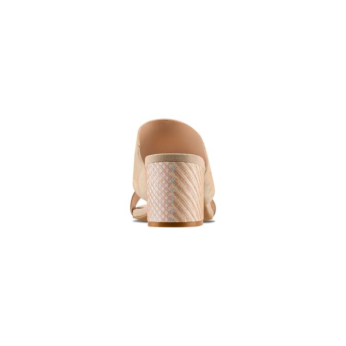BATA RL Chaussures Femme bata-rl, Jaune, 769-8150 - 15