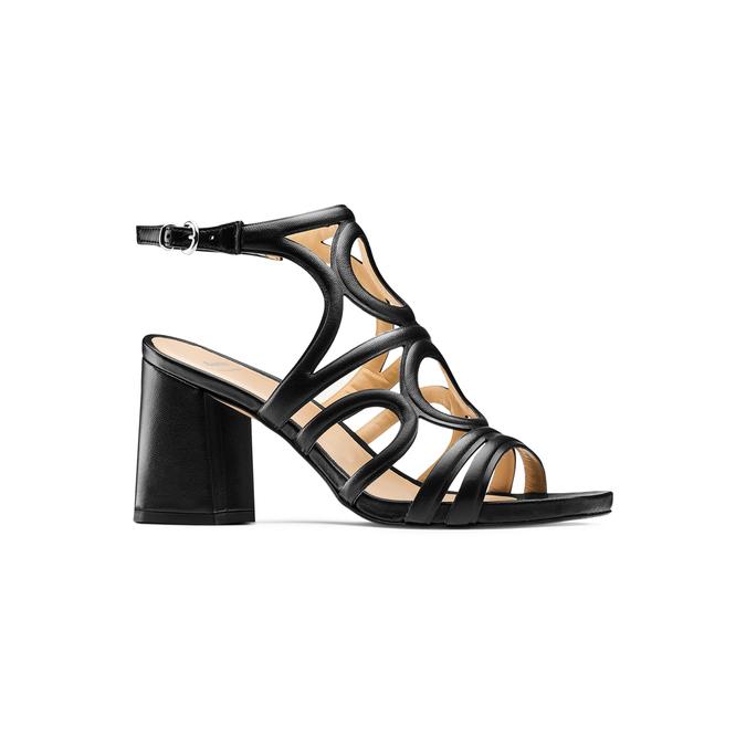 BATA Chaussures Femme bata, Noir, 764-6549 - 13