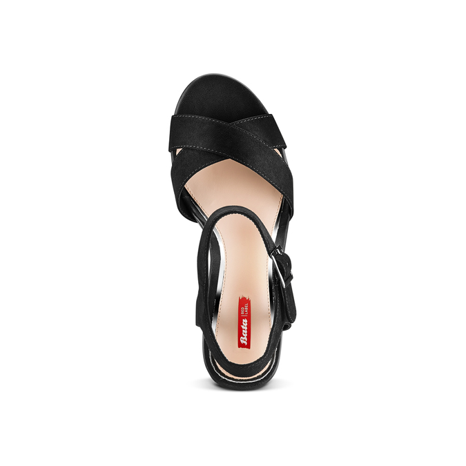 BATA RL Chaussures Femme bata-rl, Noir, 769-6145 - 17