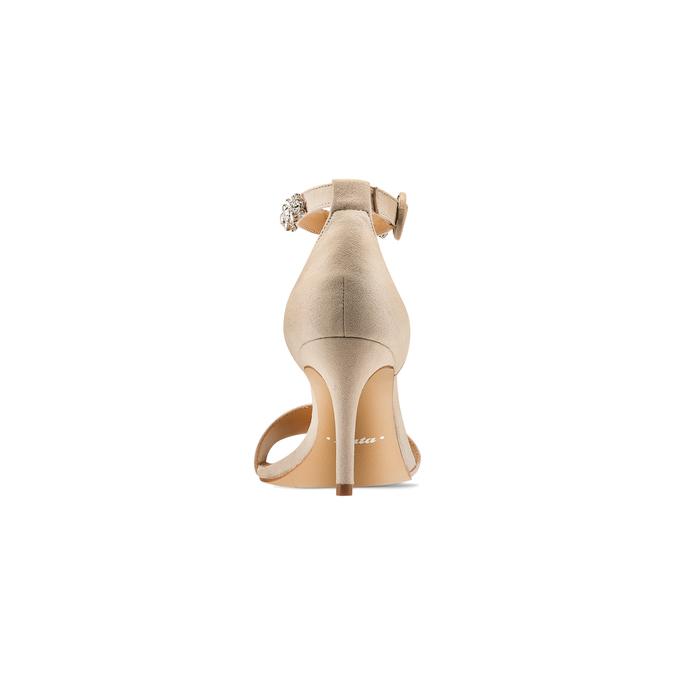 BATA Chaussures Femme bata, Blanc, 769-1375 - 15