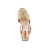 BATA RL Chaussures Femme bata-rl, Jaune, 769-8148 - 17