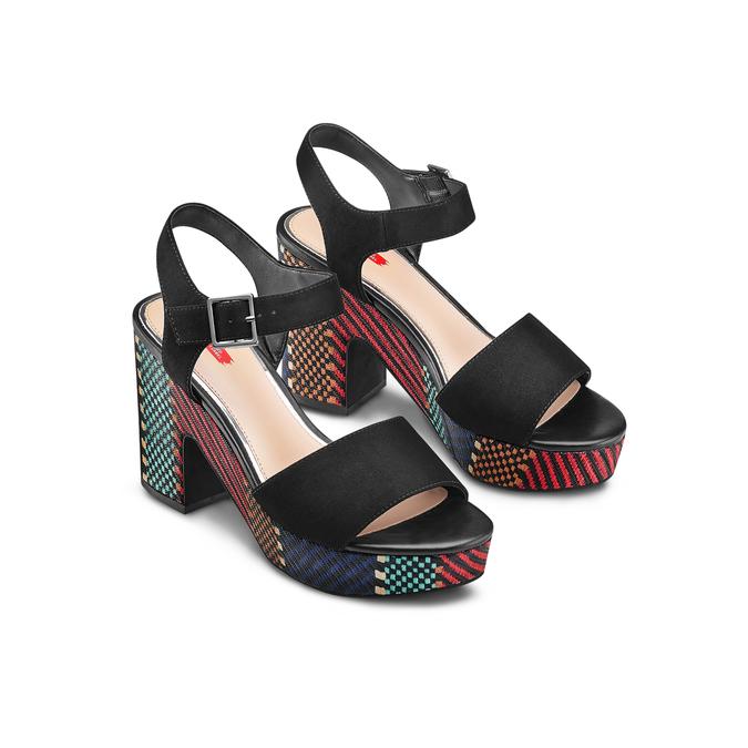 BATA RL Chaussures Femme bata-rl, Noir, 769-6148 - 16