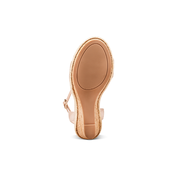 BATA RL Chaussures Femme bata-rl, Jaune, 761-8122 - 19