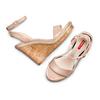 BATA RL Chaussures Femme bata-rl, Jaune, 761-8122 - 26