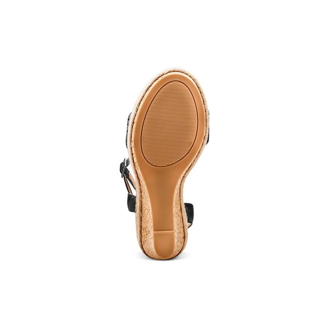 BATA RL Chaussures Femme bata-rl, Noir, 761-6122 - 19
