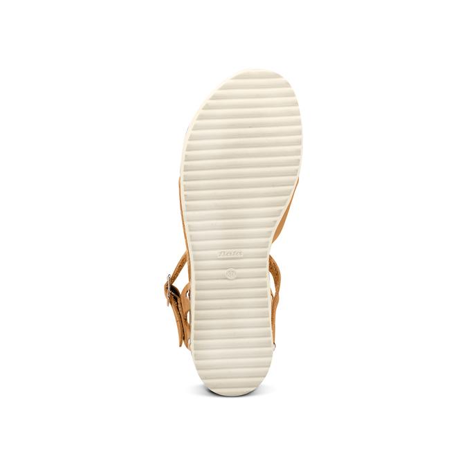 BATA Chaussures Femme bata, Brun, 561-3558 - 19