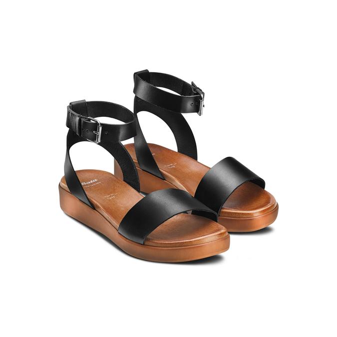 BATA Chaussures Femme bata, Noir, 564-6566 - 16