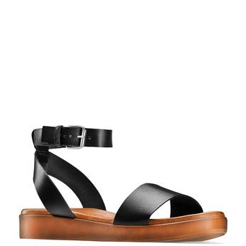BATA Chaussures Femme bata, Noir, 564-6566 - 13