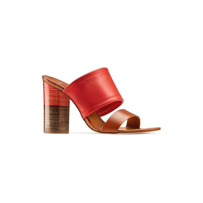 BATA Chaussures Femme bata, Rouge, 764-5629 - 13