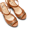 INSOLIA Chaussures Femme insolia, Brun, 764-3190 - 26