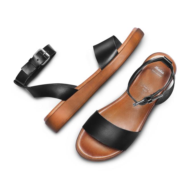 BATA Chaussures Femme bata, Noir, 564-6566 - 26