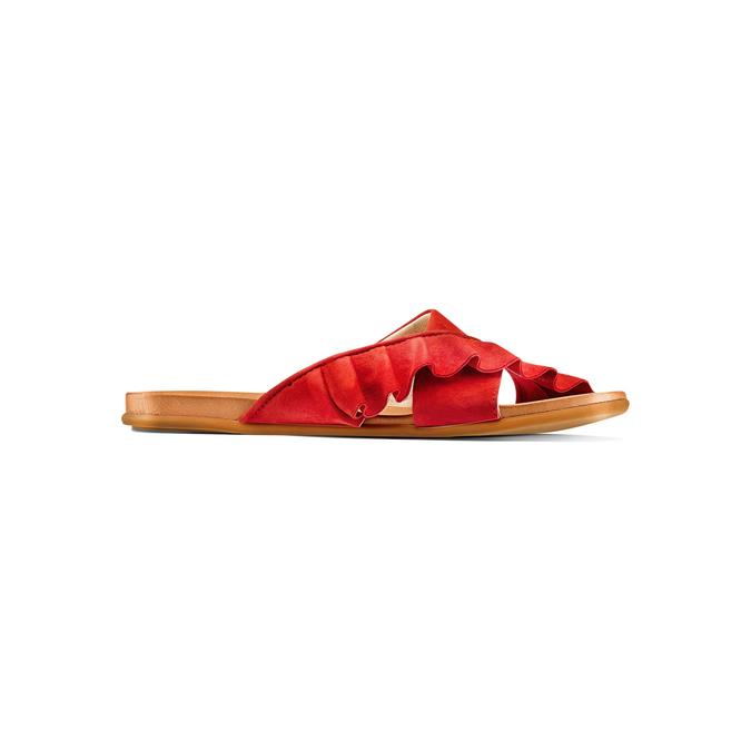 BATA Chaussures Femme bata, Rouge, 563-5391 - 13