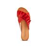 BATA Chaussures Femme bata, Rouge, 563-5391 - 17