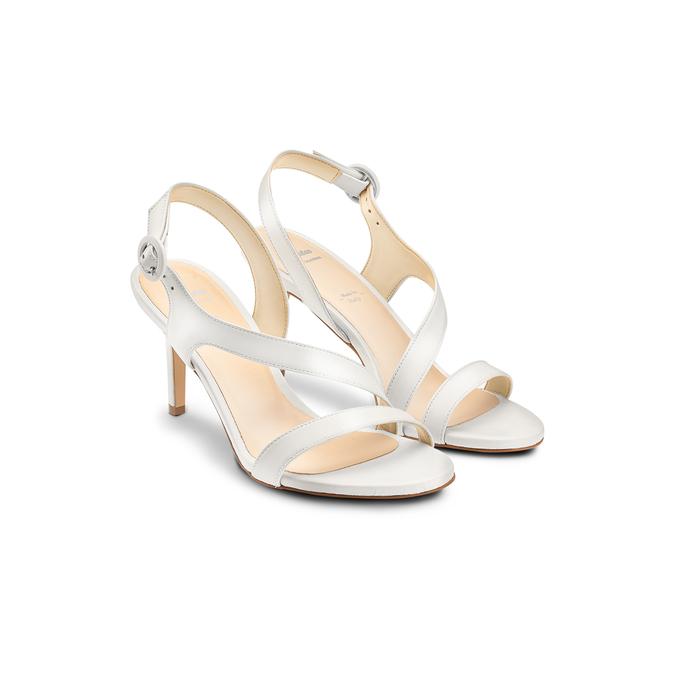 BATA Chaussures Femme bata, Blanc, 764-1535 - 16