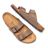 Birkenstock Chaussures Homme birkenstock, Brun, 871-4134 - 26