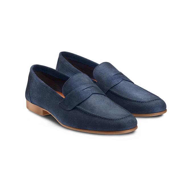 FLEXIBLE Chaussures Homme flexible, Bleu, 853-9108 - 16