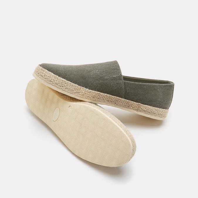 BATA Chaussures Homme bata, Vert, 859-7703 - 19