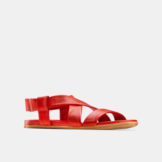 BATA Chaussures Femme bata, Rouge, 564-5443 - 13