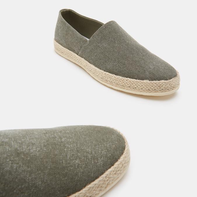 BATA Chaussures Homme bata, Vert, 859-7703 - 17