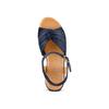 BATA Chaussures Femme bata, Bleu, 763-9591 - 17