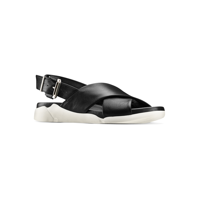 BATA Chaussures Femme bata, Noir, 564-6395 - 13