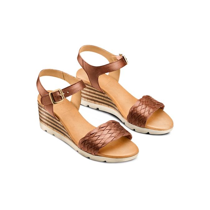 BATA Chaussures Femme bata, Brun, 764-4590 - 16