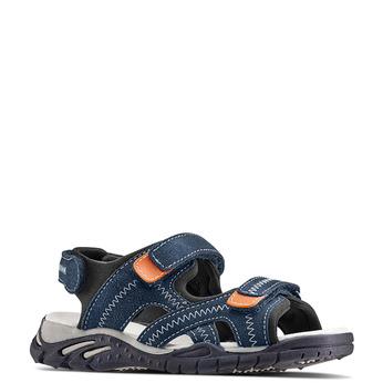 Men's shoes mini-b, Bleu, 363-9244 - 13
