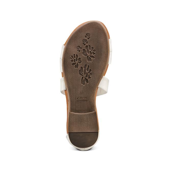 BATA Chaussures Femme bata, Blanc, 564-1327 - 19