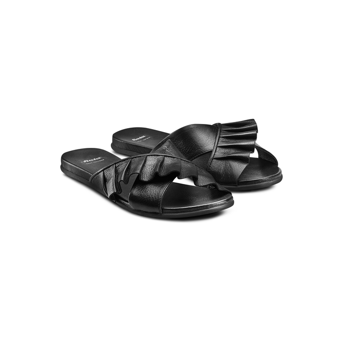 BATA Chaussures Femme bata, Noir, 564-6391 - 16